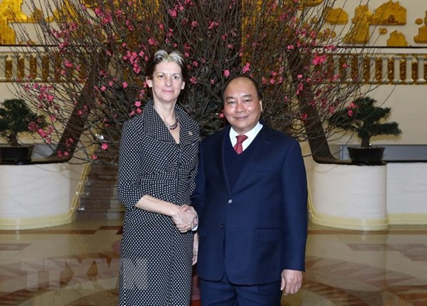Vietnam appreciates UN's assistance in nutrition issue: PM hinh anh 1