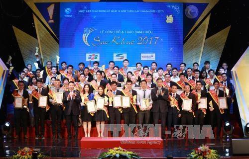 Sao Khue Awards 2018 launched hinh anh 1
