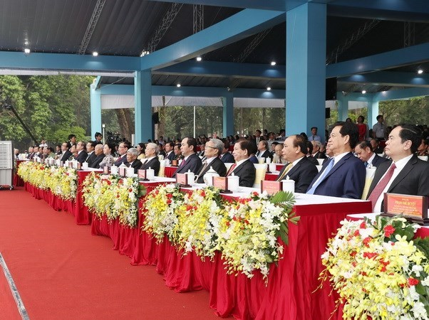 Grand meeting in Ho Chi Minh City marks 1968 Tet Offensive hinh anh 1