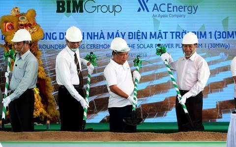 First Solar gets equipment delivery hinh anh 1