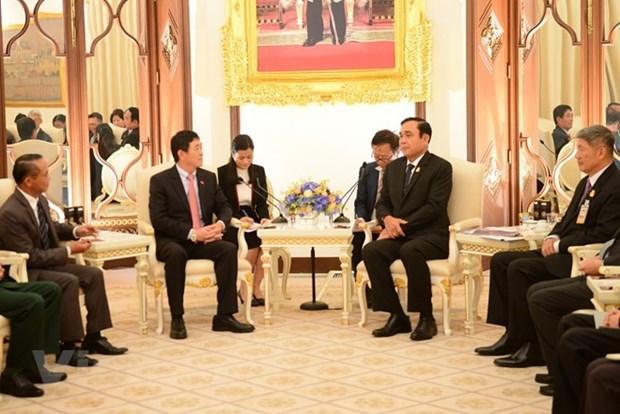 Thailand thanks Vietnam for facilitating Thai investors hinh anh 1