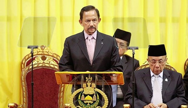 Bruneian Sultan appoints new military commander hinh anh 1
