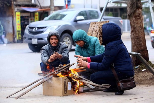 Northern, north central localities asked to brace for cold snaps hinh anh 1