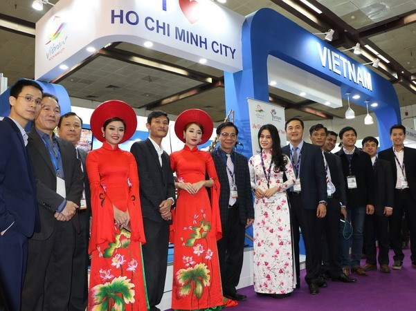Vietnam attends India's travel fair SATTE 2018 hinh anh 1