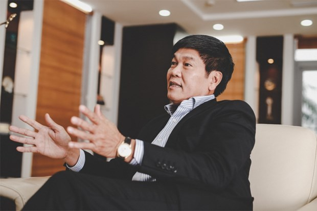 Hoa Phat eyes 100 trillion VND revenue by 2020 hinh anh 1