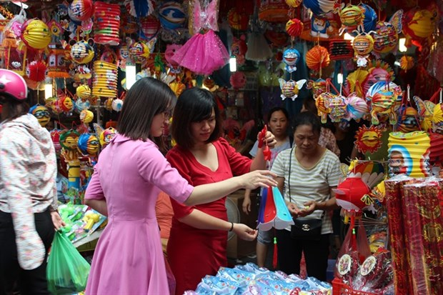 Retail sales up 9.5 percent in January hinh anh 1