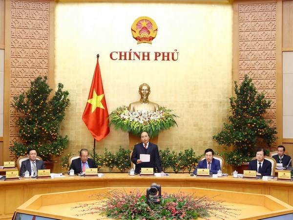 2018 has better beginning than 2017: Prime Minister hinh anh 1