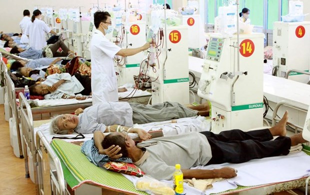 Ministry steps up efforts to ease patient overload in hospitals hinh anh 1