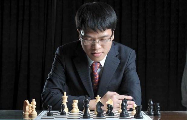 Vietnam's Grandmaster wins ninth match at Chess Festival hinh anh 1