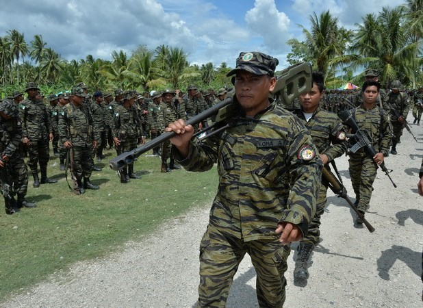 Indonesia backs peace process in southern Philippines hinh anh 1