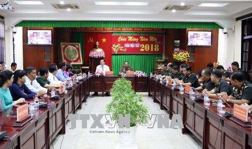 Vietnam, Cambodia promote solidarity, friendship hinh anh 1