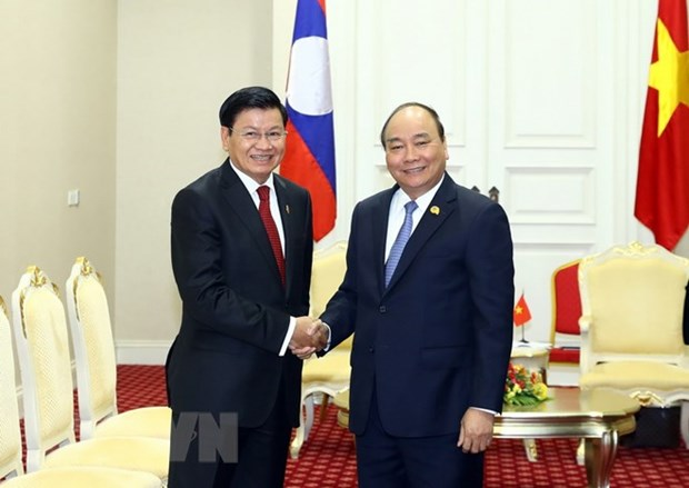 Governments to work out ways to reinforce Vietnam-Laos ties hinh anh 1