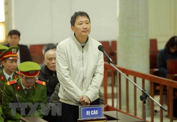 Trinh Xuan Thanh claims innocence, Dinh La Thang asks for leniency hinh anh 1