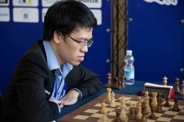 Vietnamese GM ranks seventh at Gibraltar Masters hinh anh 1