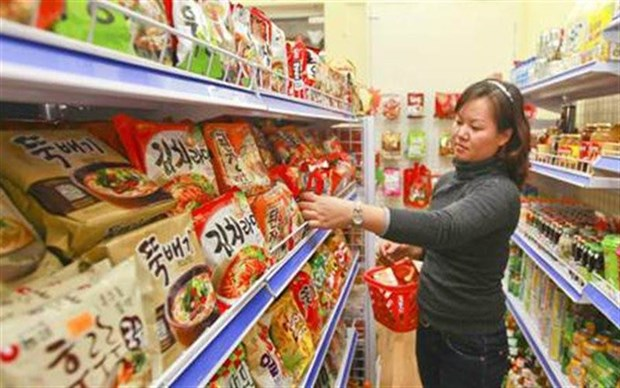 Many Korean goods to be exempted from tax in Vietnam hinh anh 1