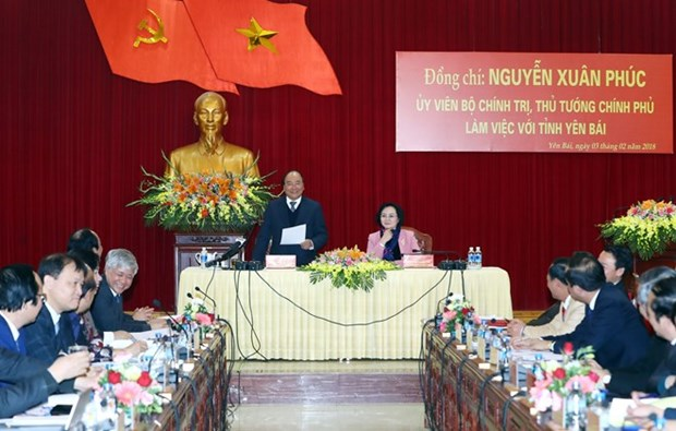 Yen Bai asked to improve investment environment hinh anh 1