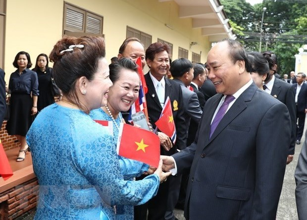 OVs honoured for contributions to Vietnam-Thailand friendship hinh anh 1