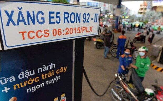 E5 fuel makes up 65 percent of petrol sales hinh anh 1