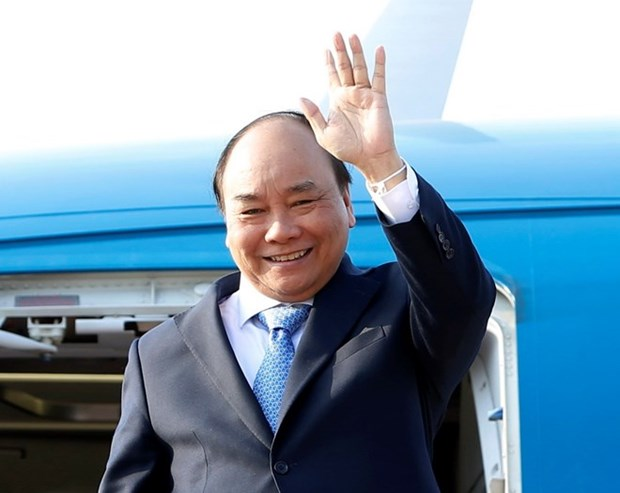 PM wraps up Laos trip for Inter-Governmental committee meeting hinh anh 1