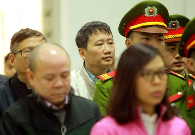 PVP Land trial: Trinh Xuan Thanh sentenced to life imprisonment hinh anh 1
