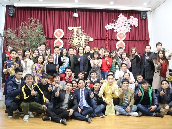 Vietnamese community praised for contributions to RoK city's development hinh anh 1