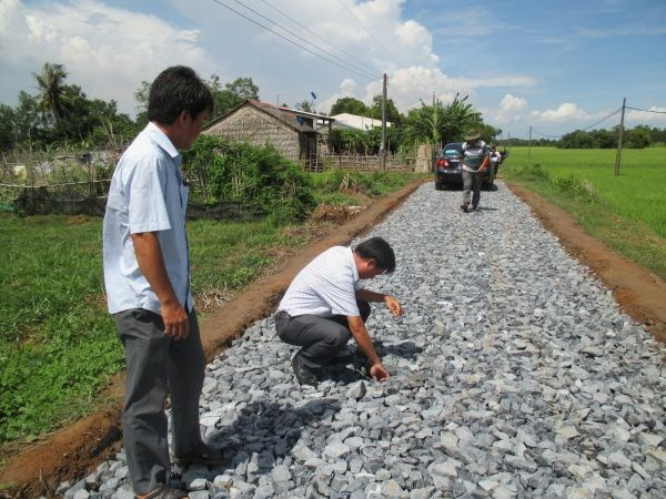 Tra Vinh: 6.2 mln USD to be spent on climate adaptation hinh anh 1