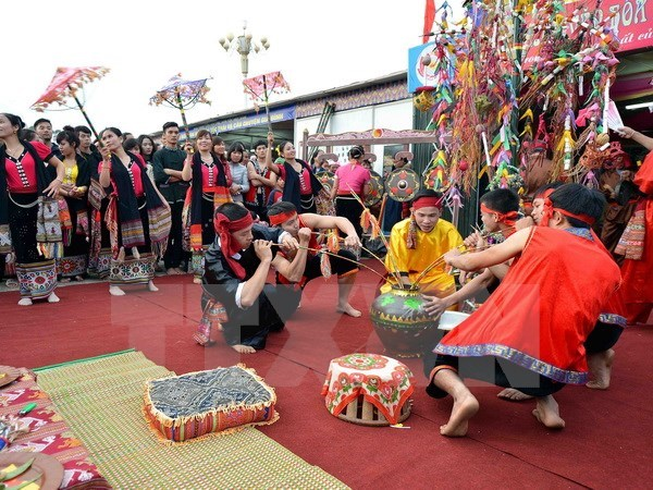 Thai ethnic festival recognised as national intangible cultural heritage hinh anh 1