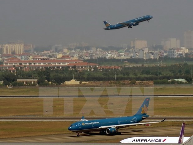 Airports serve 94 million passengers in 2017 hinh anh 1
