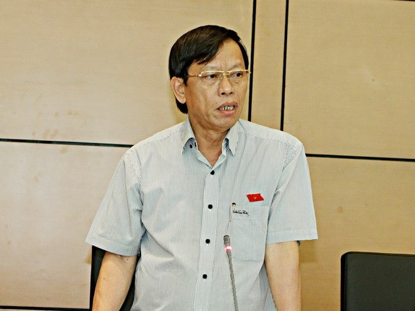 Chairman of Quang Nam provincial Party Committee dismissed hinh anh 1