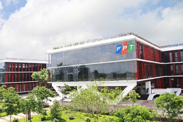 FPT records 41 percent increase in pre-tax profit hinh anh 1