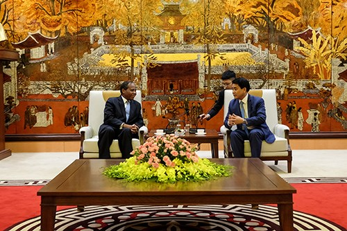 Hanoi hopes to further ties with Mozambique hinh anh 1