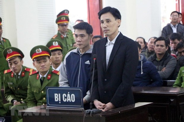 Nghe An: Man provoking social disturbances gets jail terms hinh anh 1