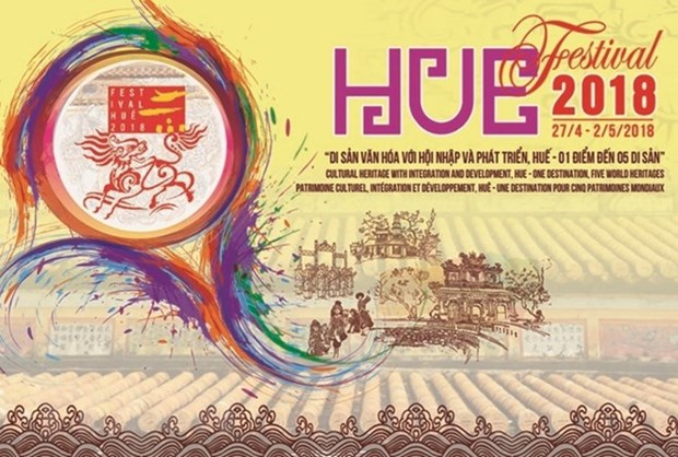 Hue Festival 2018 slated for late April hinh anh 1