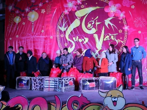 NA Chairwoman attends Tet celebration in Hai Duong hinh anh 1