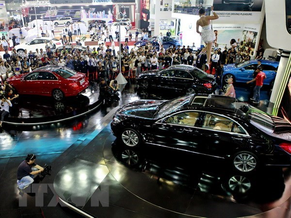 Auto imports in record drop in January: GSO hinh anh 1