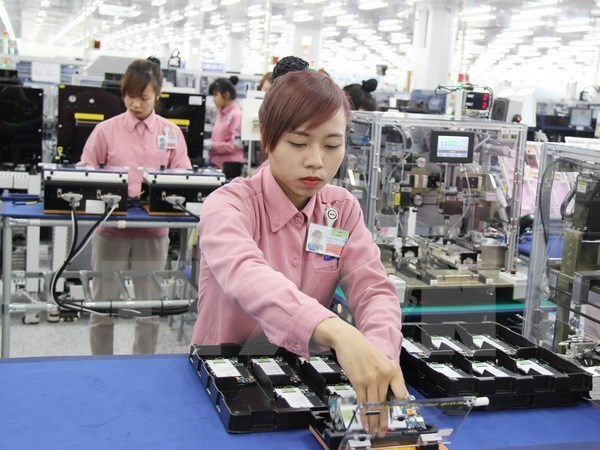 Vietnamese economy shows positive signals in January hinh anh 1