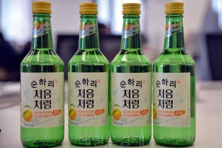 Soju of RoK enters Southeast Asia market hinh anh 1