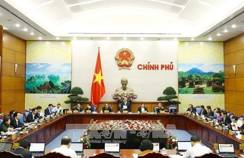 Government launches action programme for effective political system hinh anh 1