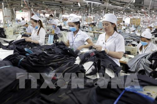 Binh Duong: industrial production index surges by 24.1 percent hinh anh 1