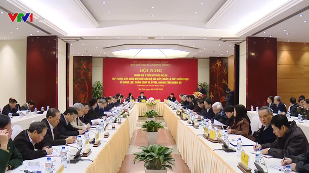 Personnel preparation, a hard, important task: conference hinh anh 1