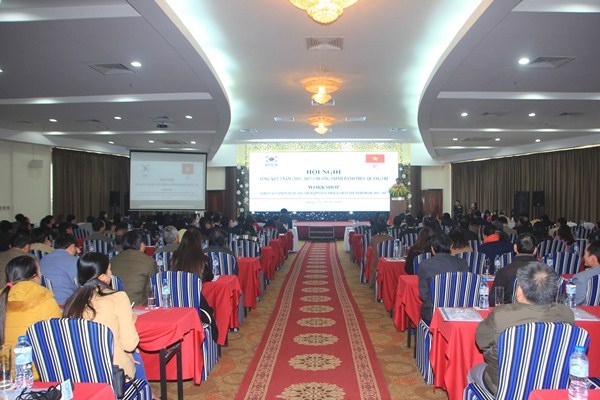 RoK-funded programme benefits Quang Tri hinh anh 1