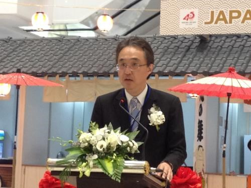 More Japanese firms interested in Vietnamese market: JETRO hinh anh 1