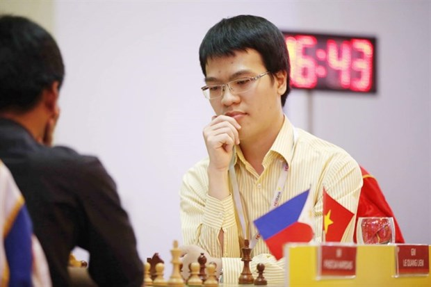 Grandmaster Liem reaches highest world position hinh anh 1