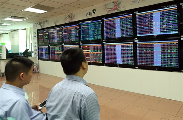 Vietnamese stocks endure another strong selloff hinh anh 1