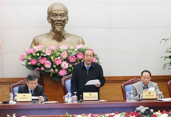 Administrative reform shows progress hinh anh 1