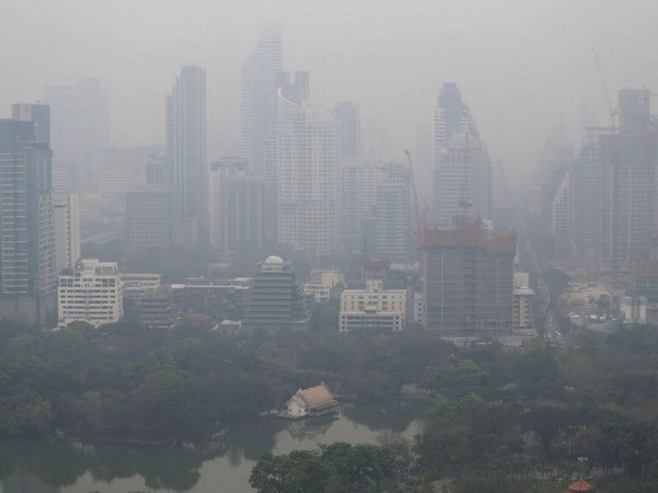 Thailand: Bangkok on alert for air pollution hinh anh 1
