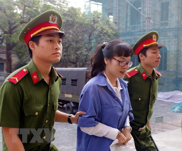 First instance trial for trillion-dong swindling case hinh anh 1