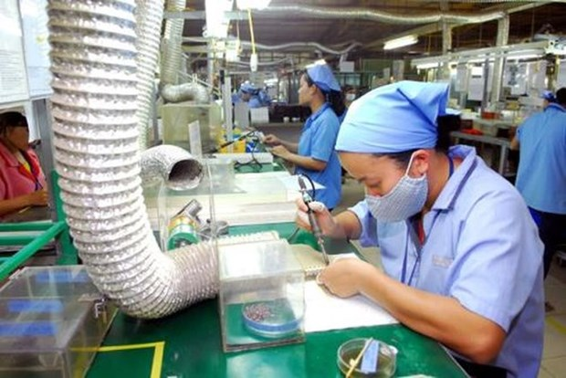 JETRO: 70 pct of Japanese firms want to expand business in Vietnam hinh anh 1