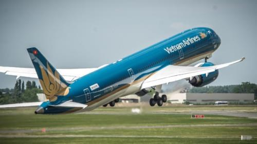 Vietnam Airlines launches Can Tho-Taiwan direct flights on Tet hinh anh 1