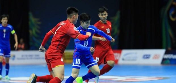 Vietnam to repeat success at Asian futsal: head coach Miguel Rodrigo hinh anh 1